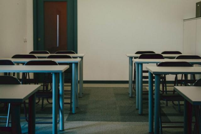 Sala de formaçao em escola